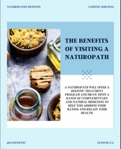 The benefits of visiting a Naturopath