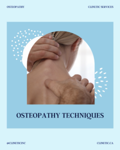 Osteopathy Techniques