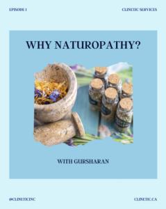 Why Naturopathy?