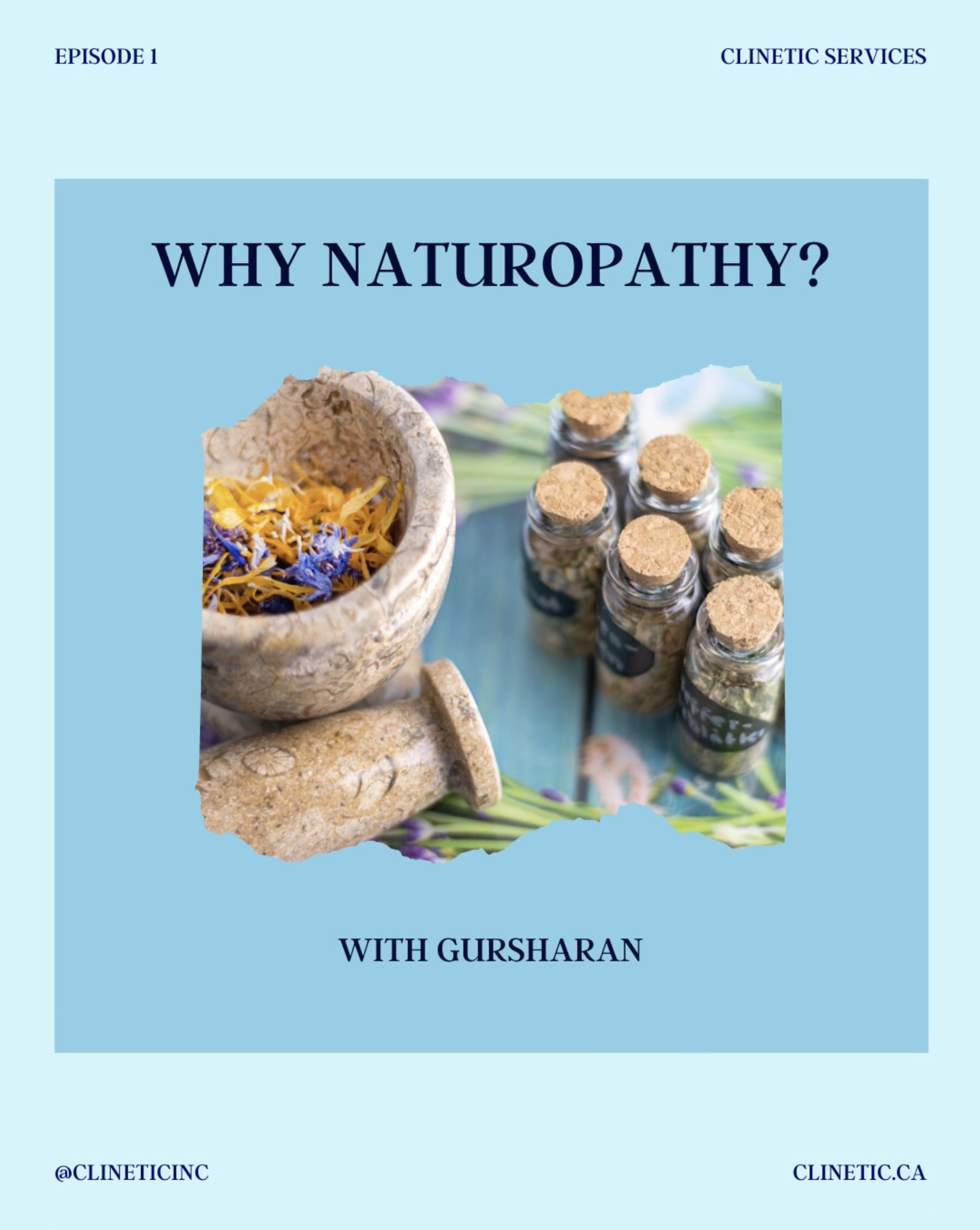 Why Naturopathy?