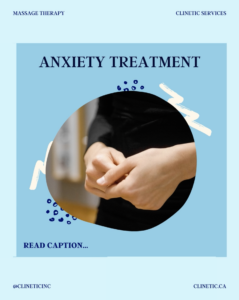 How Massage Therapy Can Help Anxiety Treatment?