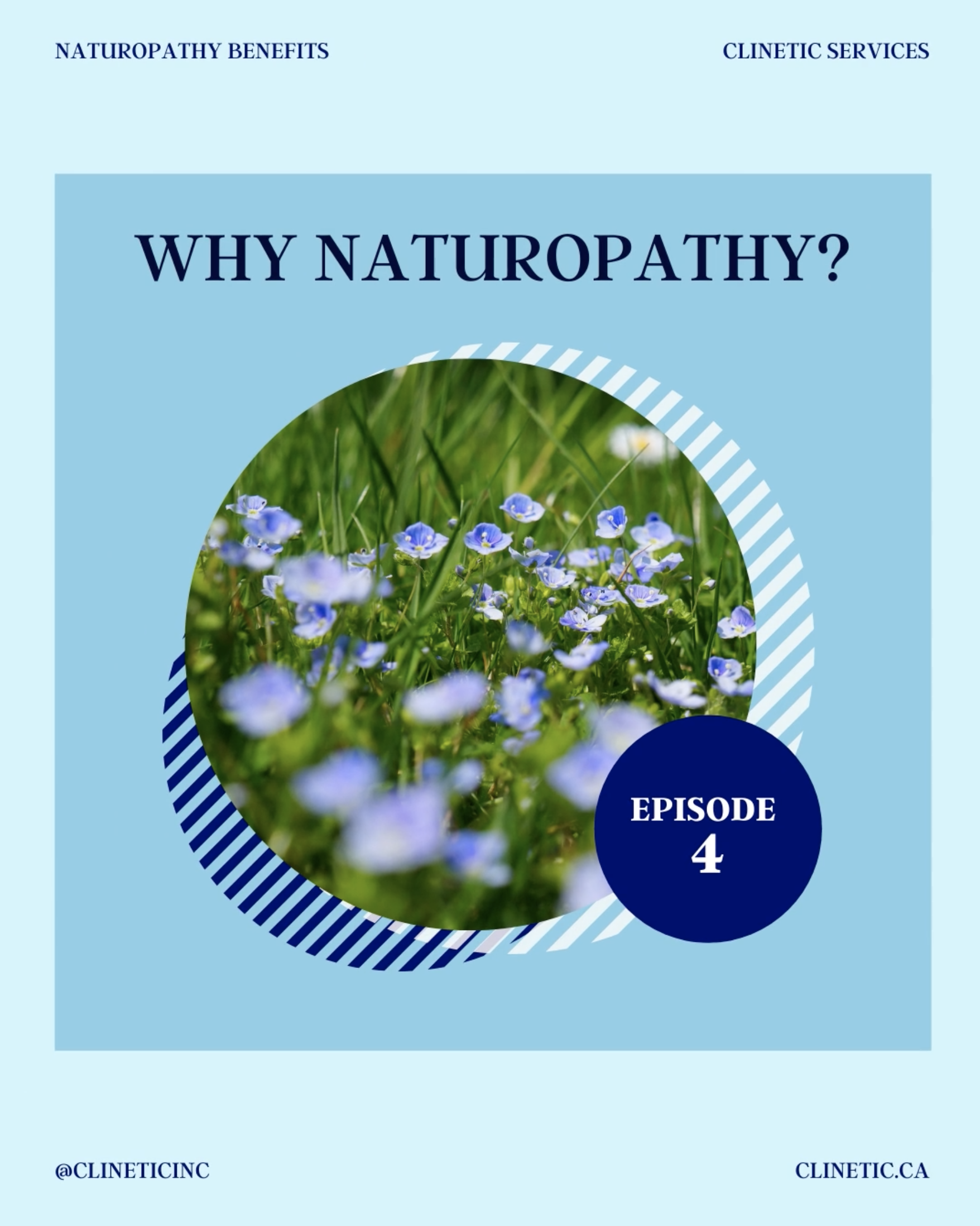 Why Naturopathy? (Part 4)