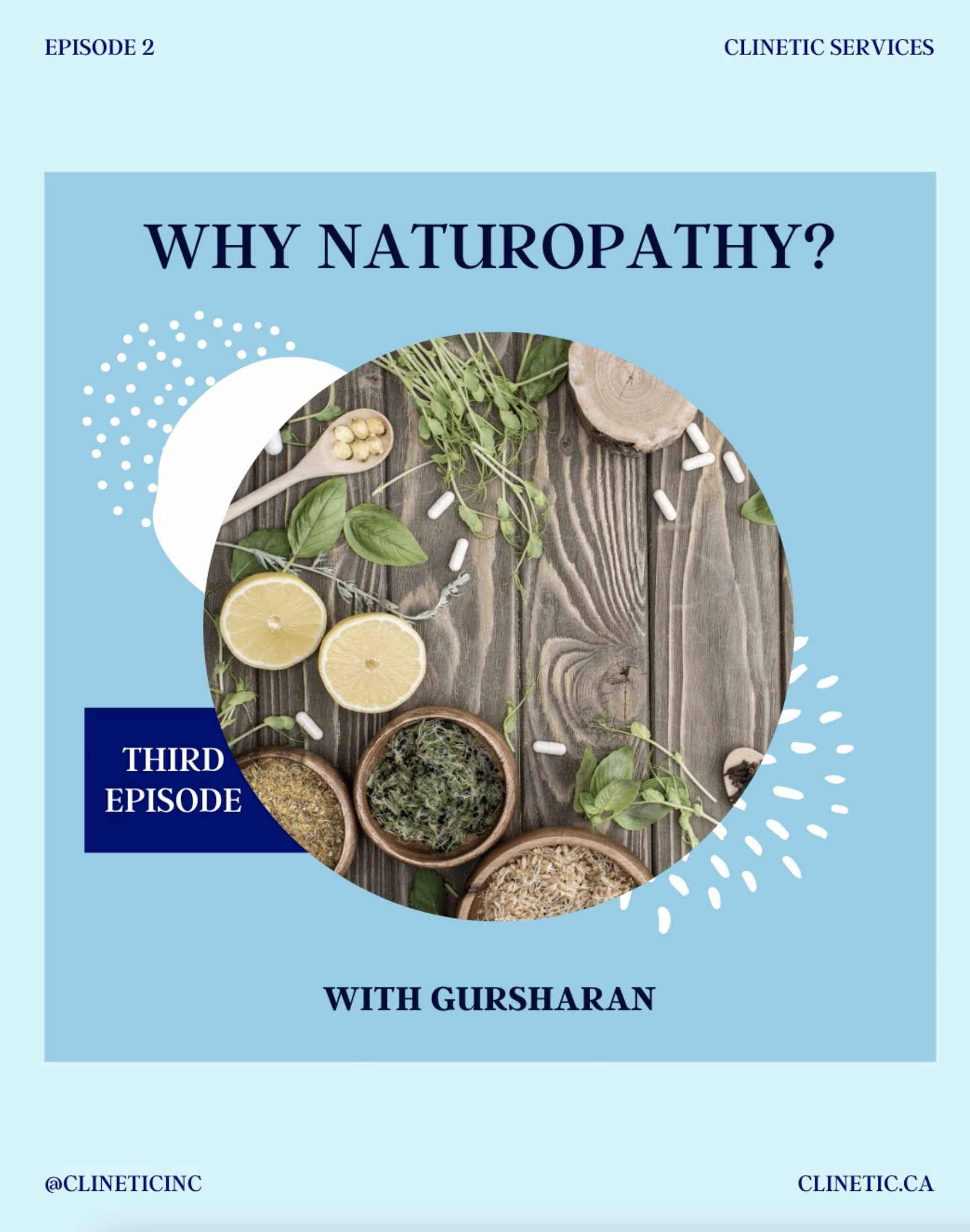 Why Naturopathy? (Part 3)
