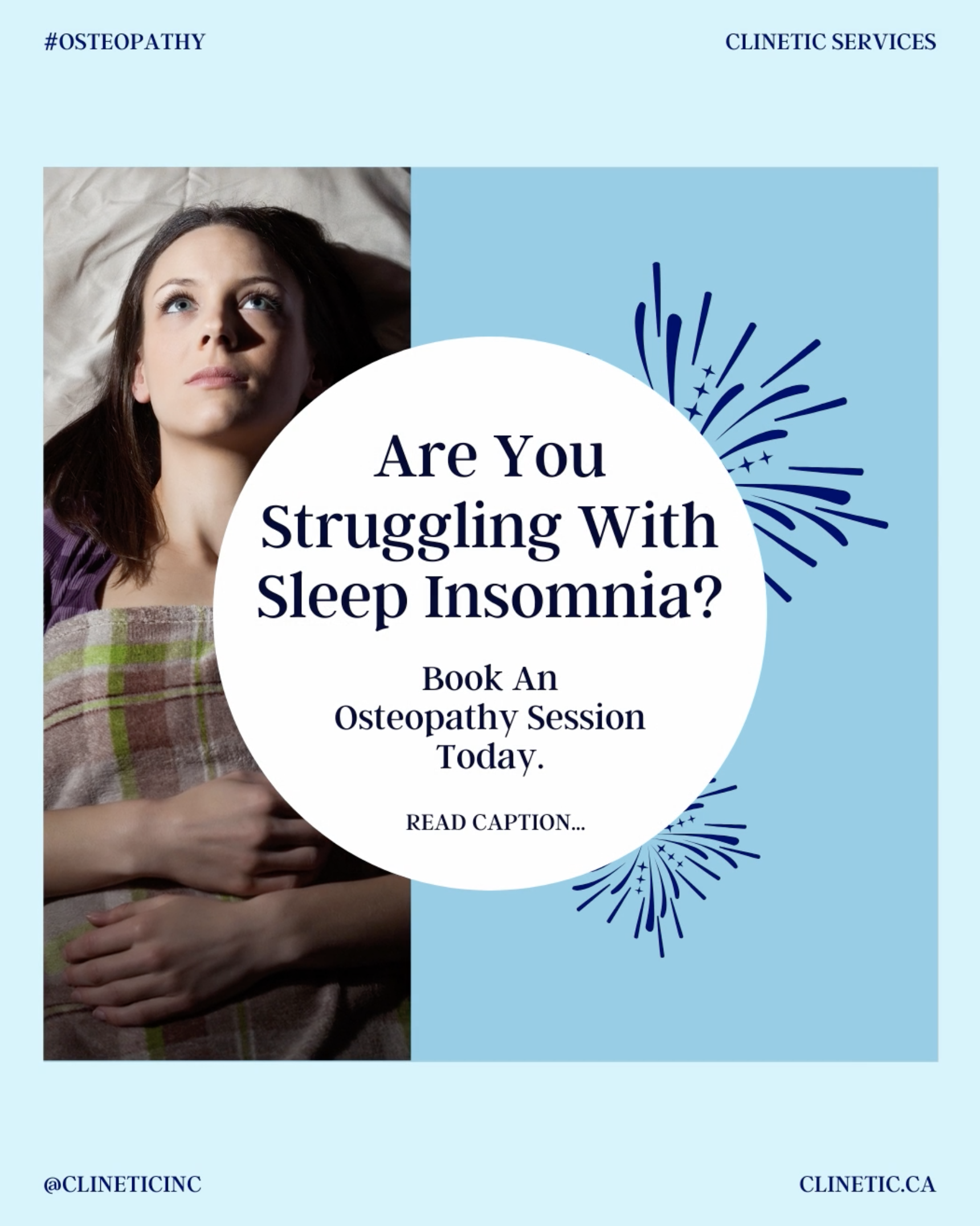 Are you struggling with sleep insomnia?