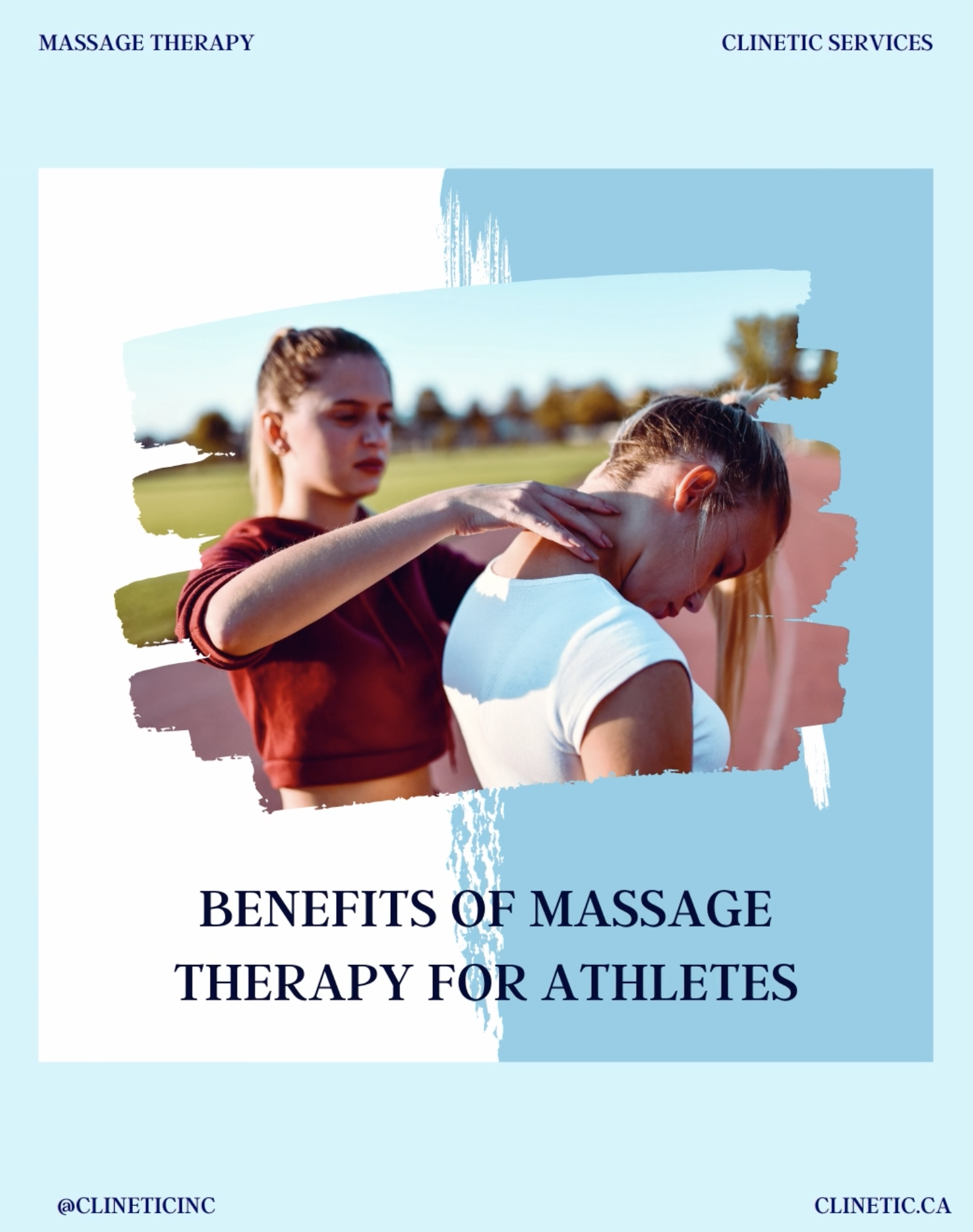 Benefits of Massage Therapy for Athletes