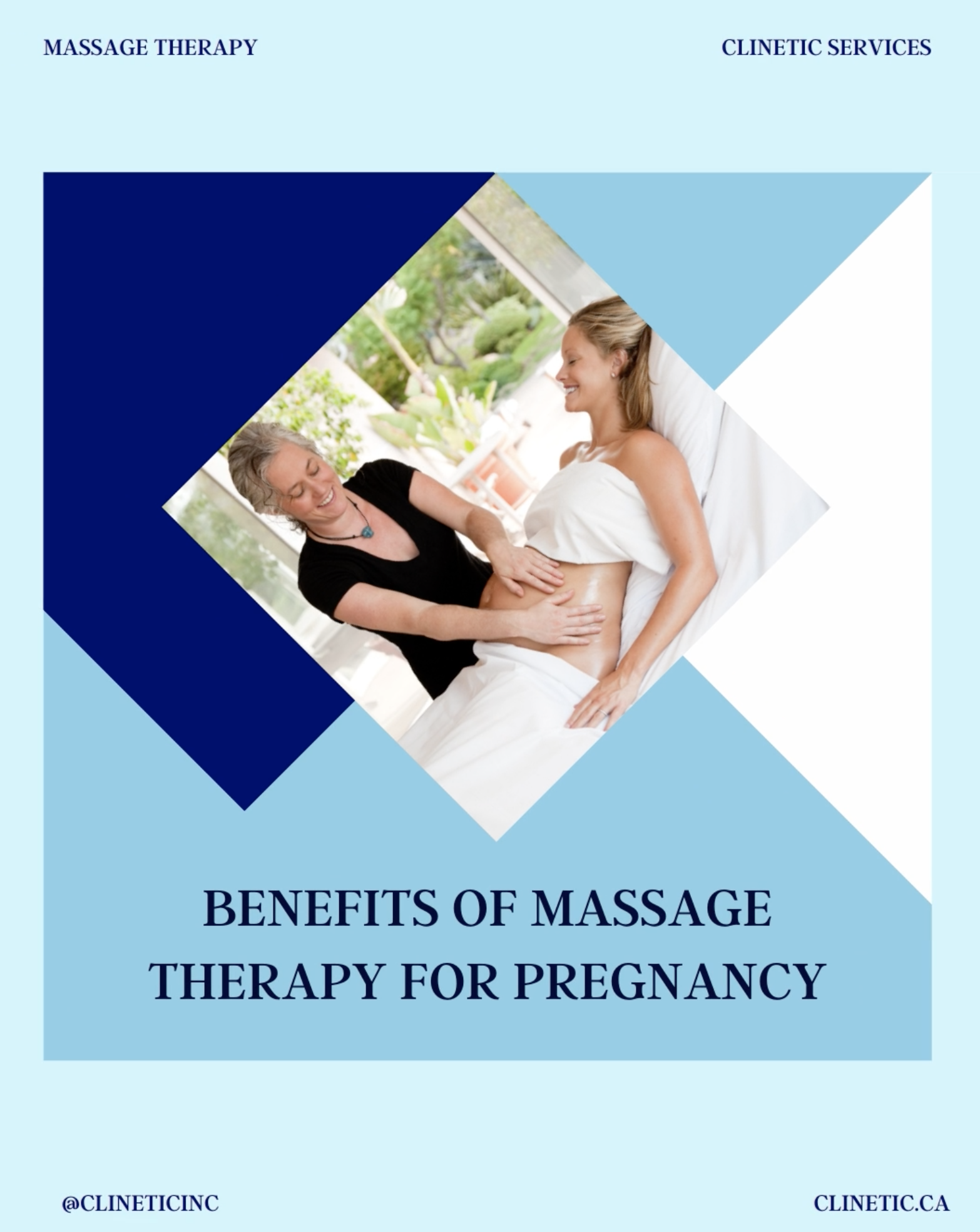 Benefits of Massage Therapy for Pregnancy