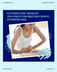 Naturopathic medicine treatment for Irritable bowel syndrome (IBS)