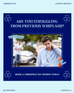 Are you struggling from previous whiplash?